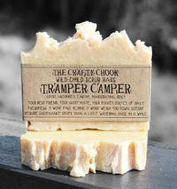 The Crafty Chook Tramper Camper Soap