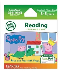 Leapfrog: Leappad Peppa Pig - Read & Play With Peppa