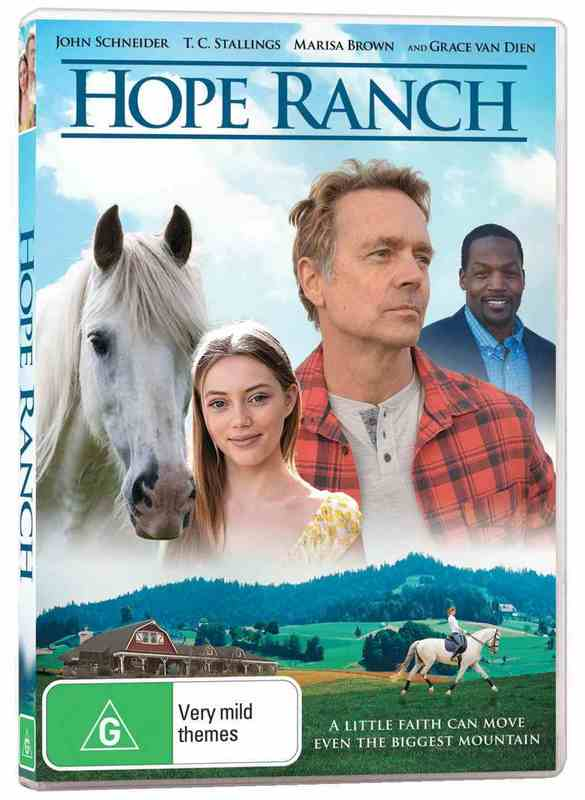 Hope Ranch on DVD