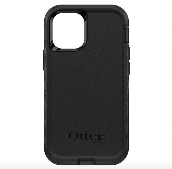 OtterBox Defender for iPhone 12 mini - Black