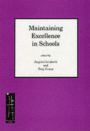 Maintaining Excellence in Schools image