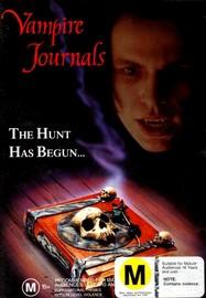 Vampire Journals on DVD image