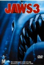 Jaws 3 on DVD