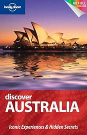 Discover Australia (AU and UK) by Lindsay Brown image