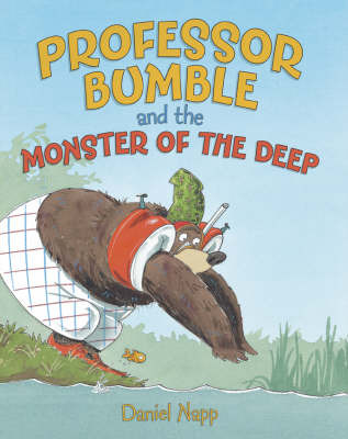 Professor Bumble and the Monster of the Deep by Daniel Napp image