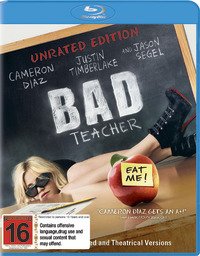 Bad Teacher on Blu-ray