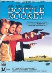 Bottle Rocket on DVD