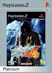 Tekken 4 for PS2