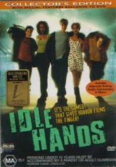 Idle Hands - Collector's Edition on DVD