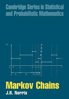 Markov Chains by J.R. Norris