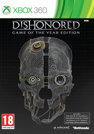 Dishonored Game of the Year Edition for Xbox 360