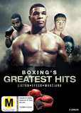 Boxing's Greatest Hits on DVD