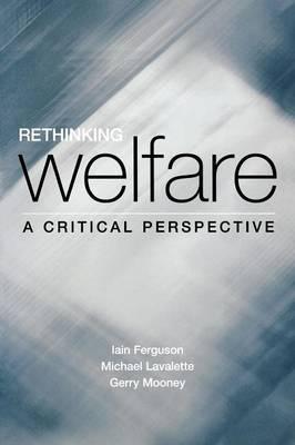 Rethinking Welfare by Iain Ferguson