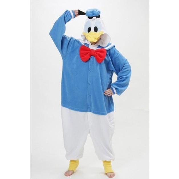 13792837a255 Donald Duck Kigu - Adult Onesie