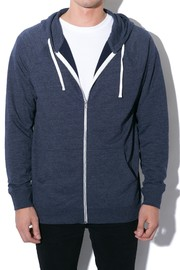 AS Colour Traction Zip Hoodie - Navy Marle (XX-Small)