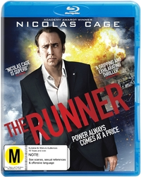 The Runner on Blu-ray