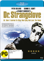 Dr. Strangelove on Blu-ray