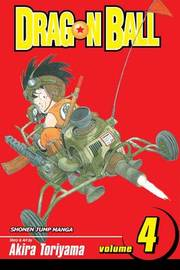 Dragon Ball, Vol. 4 by Akira
