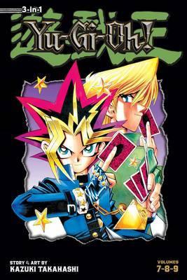 Yu-Gi-Oh! (3-in-1 Edition), Vol. 3