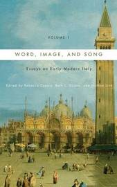 Word, Image, and Song, Vol. 1 by Rebecca Cypess