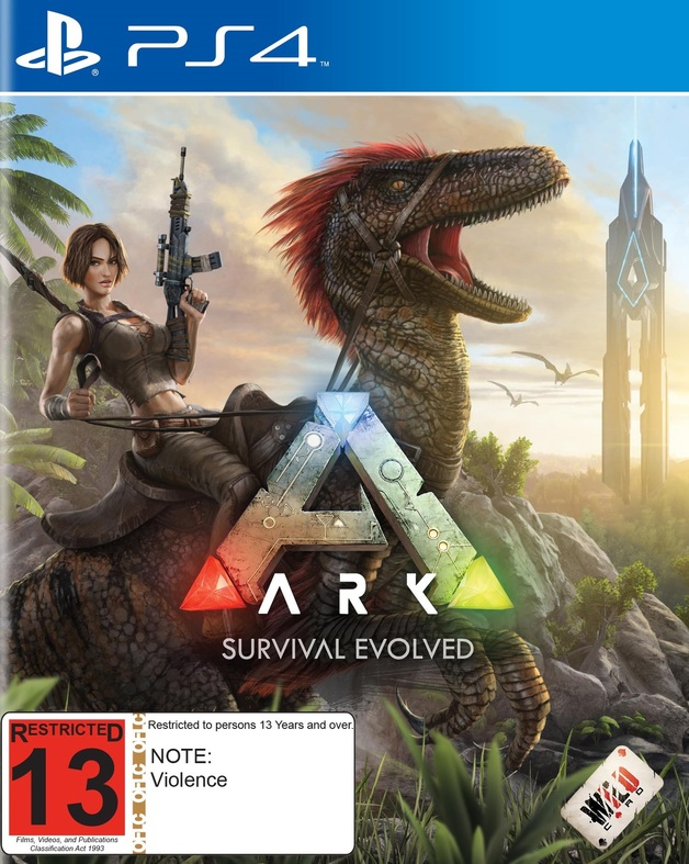 Ark: Survival Evolved for PS4