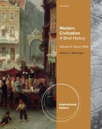 Western Civilization: Volume II by Jackson J. Spielvogel image