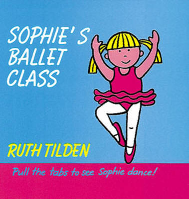 Sophie's Ballet Class by Ruth Tilden image