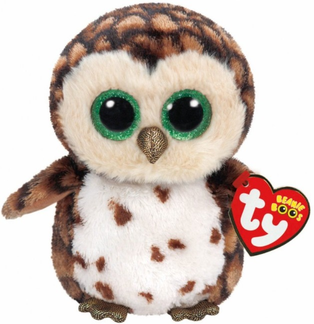 Ty Beanie Boo: Sammy Owl - Medium Plush image