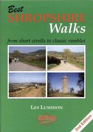 Best Shropshire Walks by Les Lumsdon image