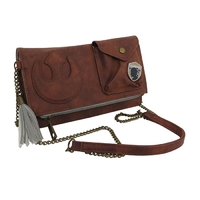 Star Wars Episode 8 Rebel Crossbody Clutch Bag