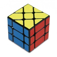 Cayro Games - Yileng Fisher Puzzle Cube (3 x 3)