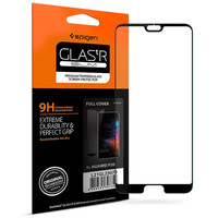 Spigen Huawei P20 Full Coverage PremiumTempered Glass Screen Protector