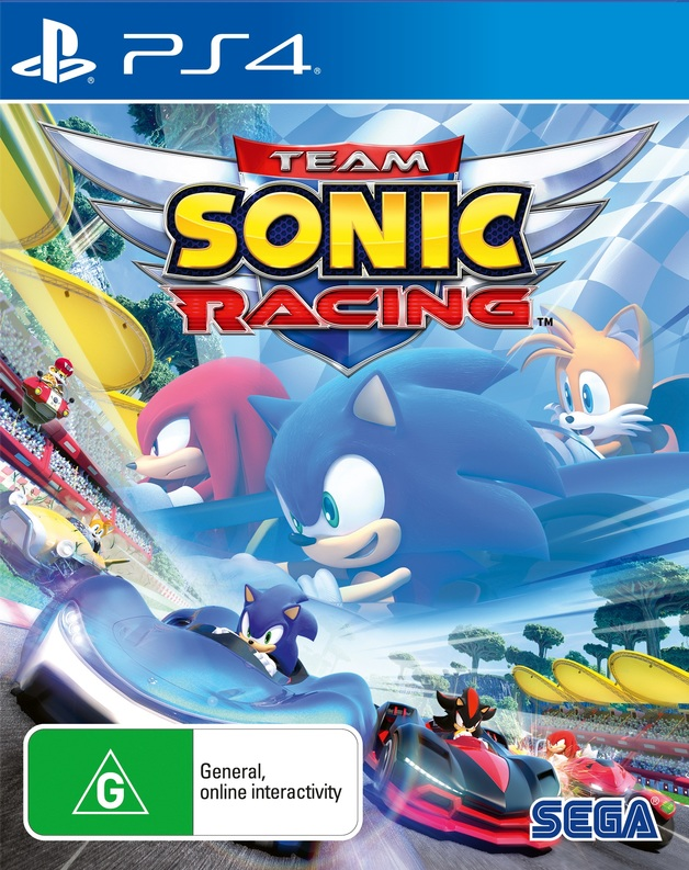 Team Sonic Racing for PS4