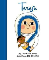 Mother Teresa by Maria Isabel Sanchez Vegara