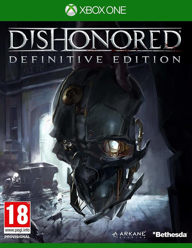 Dishonored Definitive Edition for Xbox One