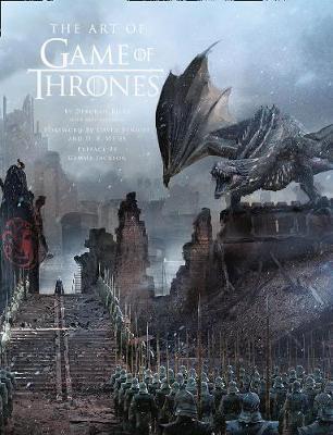 The Art of Game of Thrones by Deborah Riley