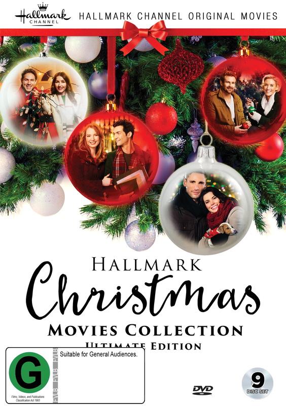 Hallmark Christmas Movies Collection - Ultimate Edition on DVD
