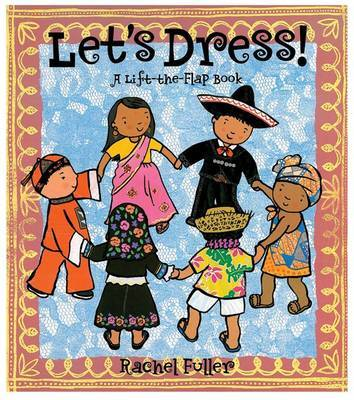 Let's Dress! by Rachel Fuller image