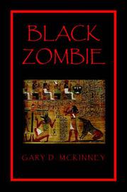 Black Zombie by Gary D. McKinney image
