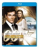 Bond: Live and Let Die on Blu-ray
