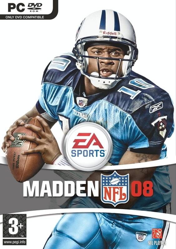 Madden NFL 08 for PC Games