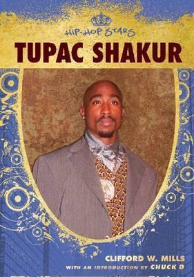 Tupac Shakur by Wayne A Anderson