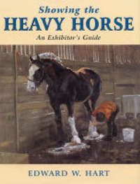 Showing the Heavy Horse by Edward Hart image