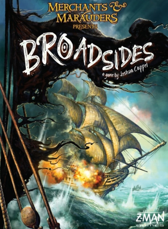 Merchant and Marauders: Broadsides - Board Game
