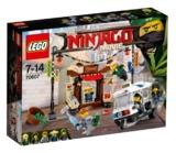 LEGO Ninjago: City Chase (70607)