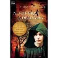 Never Trust a Dead Man by Vivian Vande Velde image