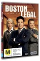 Boston Legal - Season 1 (5 Disc Set) on DVD