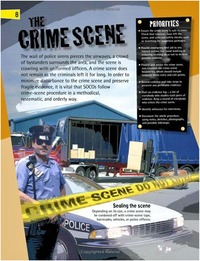 Crime Scene Detective: Become a Forensics Super Sleuth by Carey Scott image