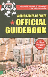 World Series of Poker Official Guidebook by Avery Cardoza image