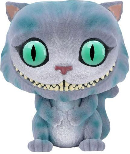 Alice in Wonderland - Cheshire Cat (Flocked) Pop! Vinyl Figure
